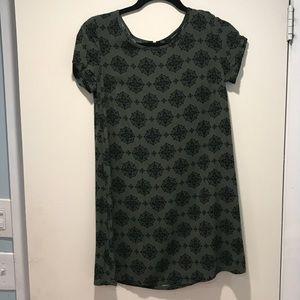 F21 T Shirt Dress